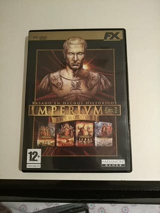 Videojuego para PC Imperivm Anthology