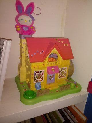 2 casa hamtaro