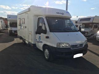 AUTOCARAVANA FIAT ELNAGH SLIM-PERFILADA- 4 PLAZAS-