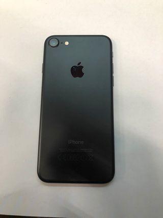 IPHONE 7 32GB BLACK SEMINUEVO 1 AÑO DE GARANTÍA