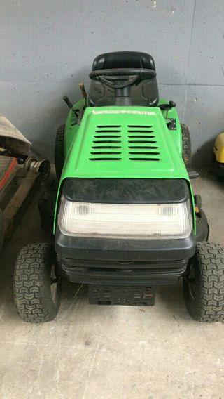 Despiece tractor cortacesped