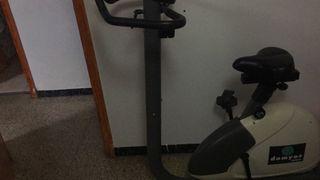 Bicicleta estatica domyos decathlon