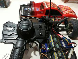 BUGUI RADIO CONTROL ELECTRICO