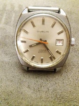 0f707c08355a Reloj de pulsera de cuerda de segunda mano en la provincia de Madrid ...