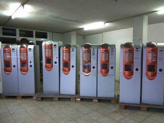 8 maquinas vending Fas Perla en grano