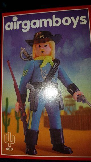 Airgamboys General Custer Ref.400