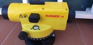 Nivel láser RUNNER 24 topografo
