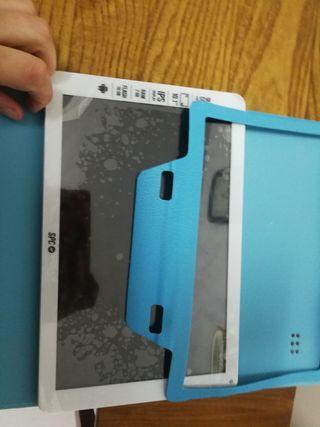 """funda tablet azul 9-10"""""""