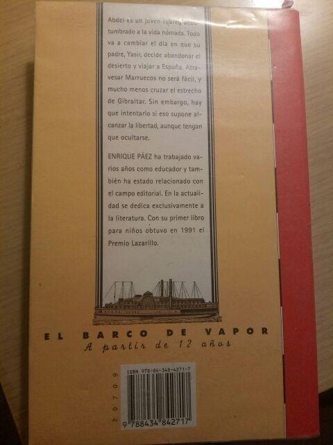 Libro lectura ABDEL