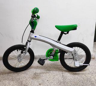 Bicicleta progresiva imaginarium