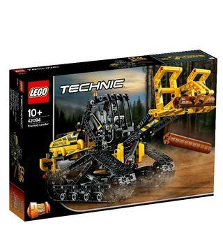 lego Technic 42094. cargadores oruga.