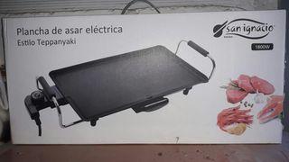 Plancha de asar NUEVA electrica estilo teppanyaky