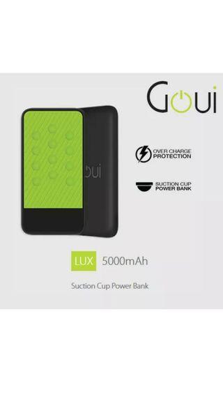 Wireless charging power bank ultra fast stick on