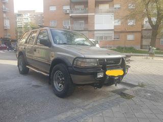 Opel Frontera 4x4 todoterreno