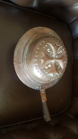 calentador calientacamas cobre