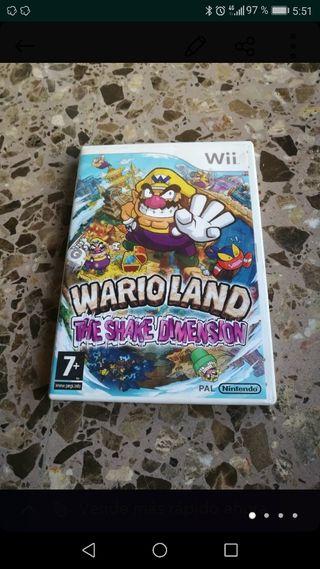 2 juegos Wii