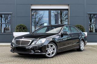Mercedes-Benz Clase E 2009