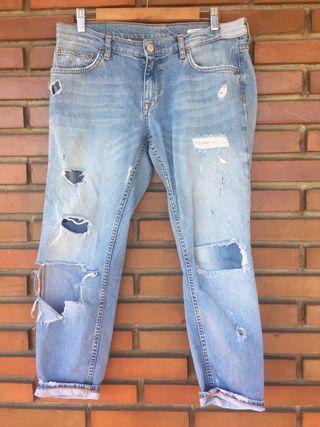 Jeans boyfriend 44