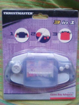 game boy advance accesorios