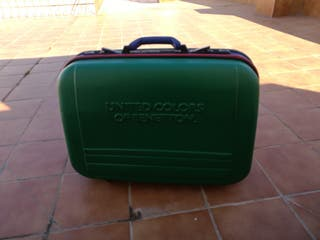 maleta plástico