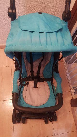 carrito y trona bebe