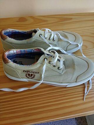 Zapatillas deportivas niño talla 39