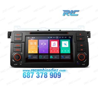 "NAVEGADOR ANDROID 8.0 7""BMW SERIE3 98-06"