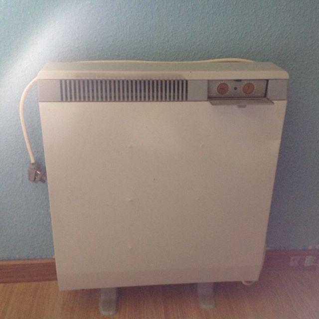 Radiador acumulador eléctrico de ladrillos refract