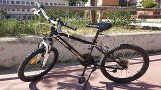 """Bicicleta niño Btwin 20"""""""