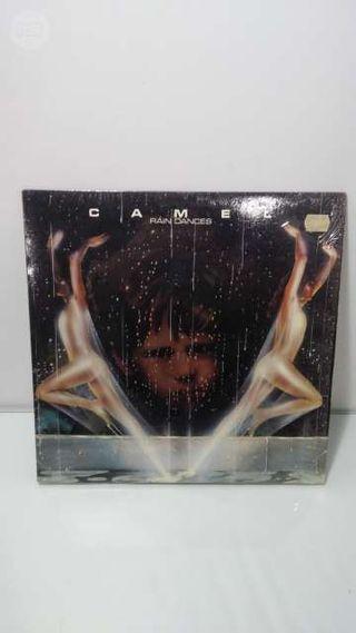 LP CAMEL RAIN DANCES