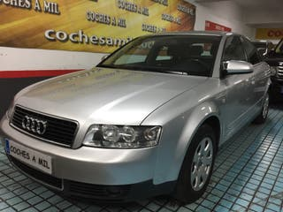 Audi A4 2.0 GASOLINA 130CV ETIQUETA B 12M GARANTIA