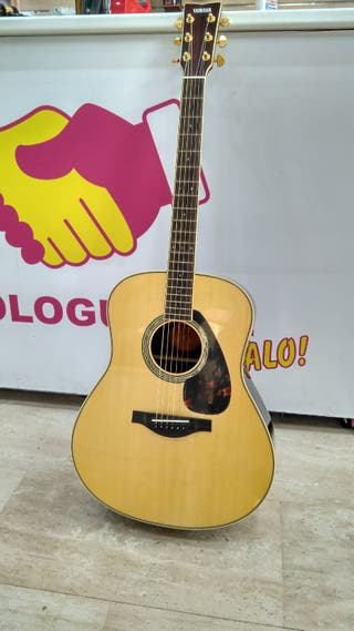 Guitarra Electro acustica YAMAHA LL6 ARE