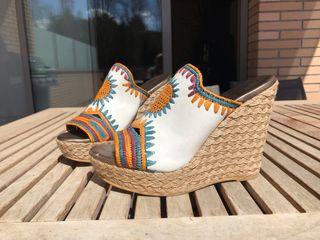 Zapatos verano sin usar