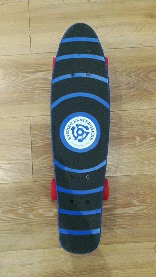 Stereo Wooden Cruiser Skateboard