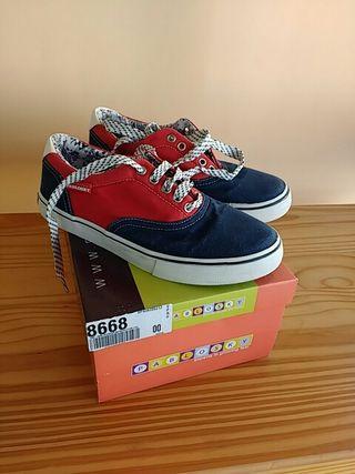 Zapatillas deportivas niño talla 37