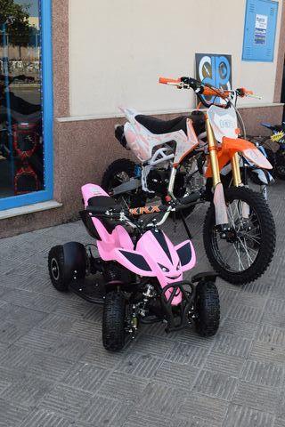 """MOTO CROSS 125CC PIT BIKE 17/14"""""""