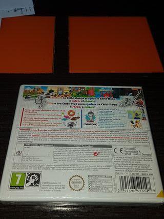 Chibi-Robo! Zip Lash Nintendo 3DS PRECINTADO.