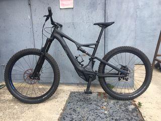 Bicicleta eléctrica Specialized turbo Levo