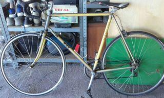 Bicicleta carretera vintage mbk mirage pro columbu