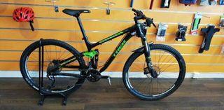 Bicicleta Trek Fuel EX 7 29er 2014 Talla 18.5