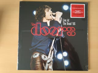 DOORS - LIVE AT THE BOWL´68 (2LP) PRECINTADO