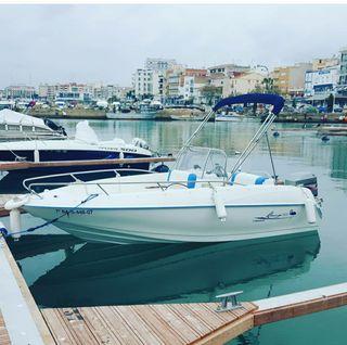 barca rigida quicksilver 500