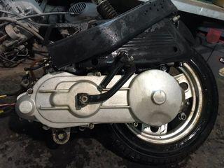 Scooter Peugeot 50cc