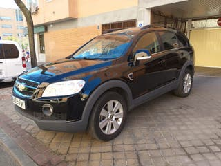 Chevrolet Captiva 7 plazas
