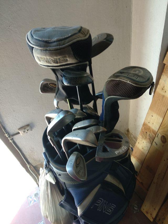 104aa4b9dc484 Juego de palos de golf
