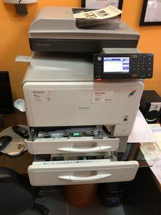 Impresora ricoh fotocopiadora
