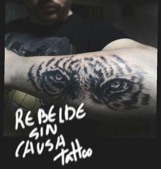 Rebelde sin causa Tattoo