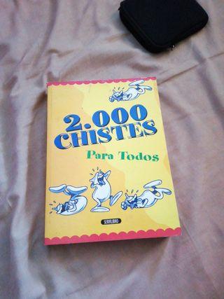 libro de chistes de Auronplay