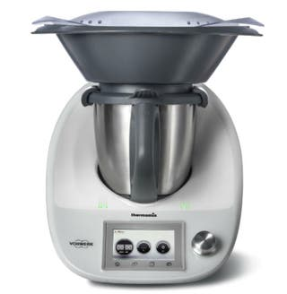 Thermomix tm5 con 2 vasos