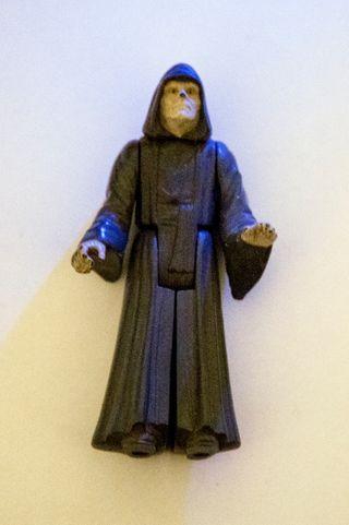 Emperador Palpatine Star Wars